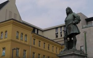 Handwerkerzimmer Halle Saale Georg Friedrich Händel
