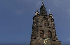 Handwerkerzimmer Halle Saale Roter Turm