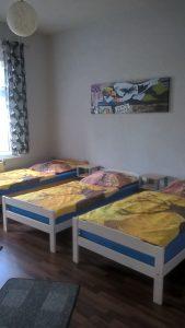 Monteurzimmer Kurzunterkunft Handwerkerzimmer Halle Saale (22)