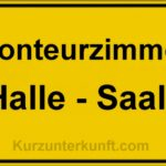 Monteurzimmer Halle Saale